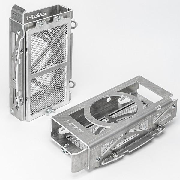 Kühlerschützer KTM EXC -F 250/350/450/500 4-Takt & EXC 250/300 2-Takt (2017-2019)