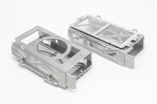 Kühlerschützer KTM EXC -F 250/350/450/500 4-Takt & EXC 250/300 2-Takt (ab 2020)